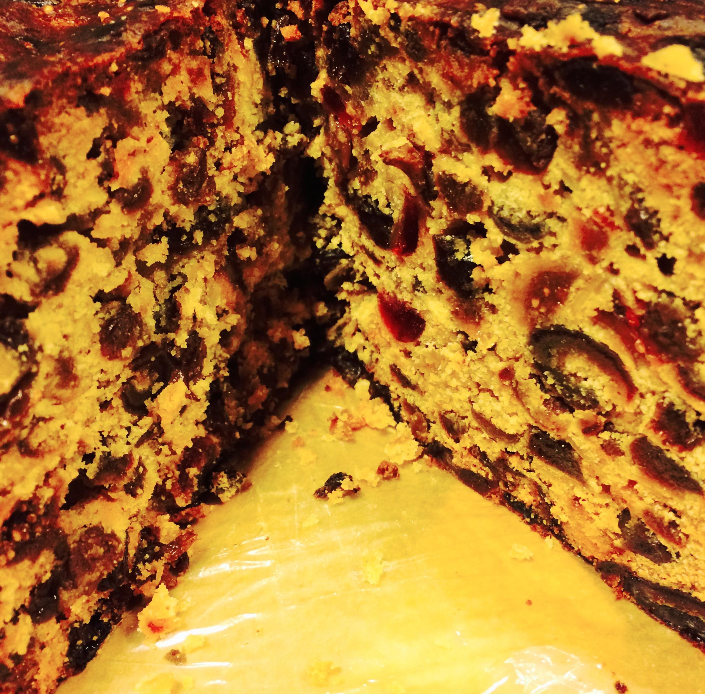 Malay fruit cake recipe